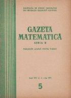 Gazeta matematica 5/1966