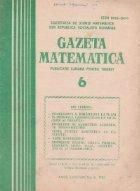 Gazeta matematica 6/1983
