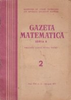 Gazeta matematica 2/1971