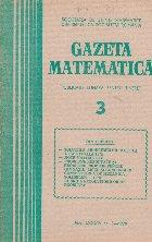 Gazeta Matematica, 3/1979