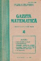 Gazeta Matematica, 4/1979