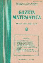Gazeta Matematica, 8/1979