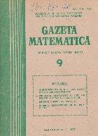 Gazeta Matematica, 9/1979