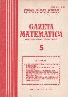 Gazeta Matematica, 5/1980