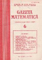 Gazeta Matematica, 6/1980