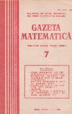 Gazeta Matematica, 7/1980