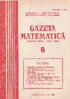Gazeta Matematica, 8/1980