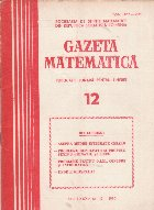 Gazeta Matematica, 12/1980
