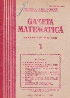 Gazeta Matematica, 1/1982