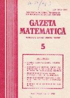Gazeta Matematica, 5/1982