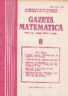 Gazeta Matematica, 8/1982