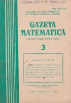 Gazeta matematica 3/1983