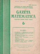 Gazeta matematica, 6/1983