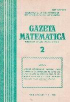 Gazeta Matematica, 2/1983
