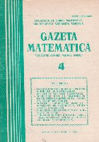 Gazeta Matematica, 4/1983