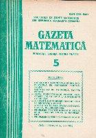 Gazeta Matematica, 5/1983