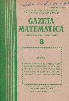 Gazeta Matematica, 8/1983