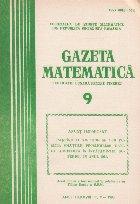 Gazeta Matematica, 9/1983