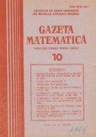 Gazeta matematica 10/1985