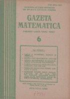 Gazeta Matematica Iunie 1986