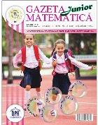 Gazeta Matematica Junior nr. 86 (Septembrie-Octombrie 2019)
