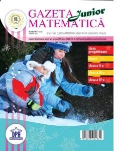 Gazeta Matematica Junior nr. 90 (Februarie 2020)