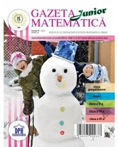 Gazeta Matematica Junior nr. 99 (Ianuarie 2021)