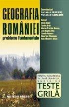 Geografia Romaniei Probleme fundamentale Teste
