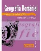 Geografia României Manual pentru clasa