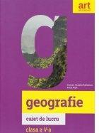 Geografie. Caiet de lucru pentru clasa a V-a