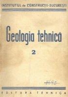 Geologia tehnica, 2