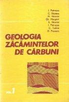 Geologia zacamintelor carbuni Probleme fundamentale