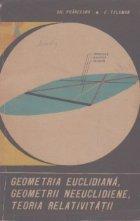 Geometria euclidiana geometrii neeuclidiene teoria