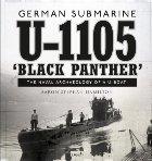 German submarine U-1105 'Black Panther'