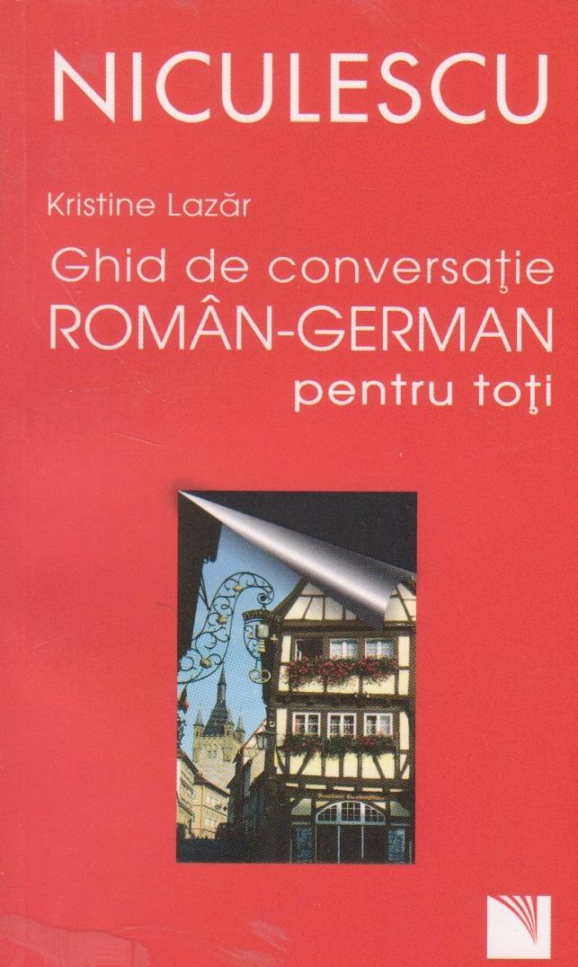 Ghid de conversatie roman-german pentru toti