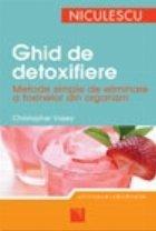 Ghid de detoxifiere. Metode simple de eliminare a toxinelor din organism