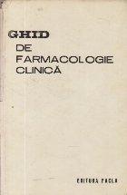 Ghid de farmacologie clinica