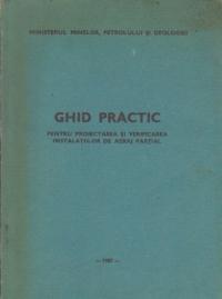 Ghid practic pentru proiectarea si verificarea instalatiilor de aeraj partial