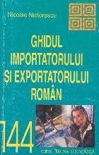 Ghidul importatorului si exportatorului roman