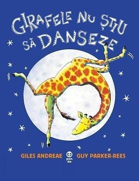 Girafele nu știu să danseze