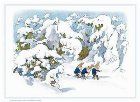 Gnomes in the Snow Advent Calendar