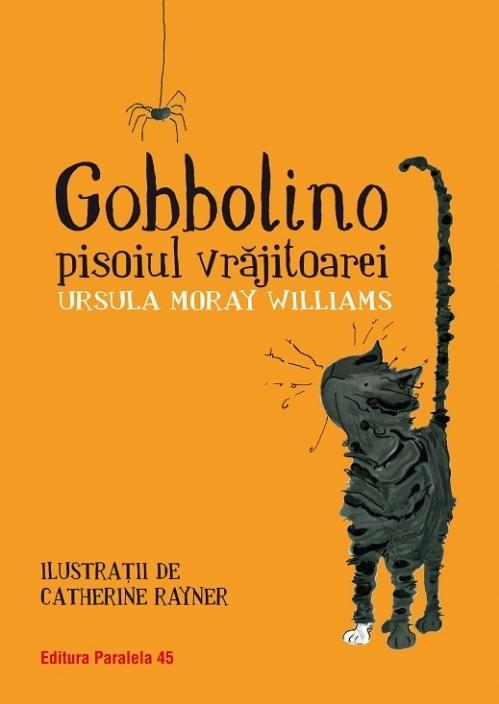 Gobbolino, pisoiul vrăjitoarei