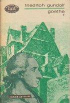 Goethe, Volumul I