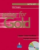 Going for Gold Upper Intermediate - Language maximiser with key (with audio CD set)