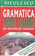 Gramatica limbii italiene intelesul tuturor