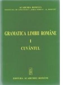 Gramatica limbii romane (editie revizuita, 2 volume)