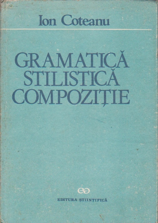 Gramatica Stilistica Compozitie