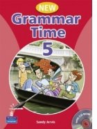 Grammar Time 5 Student Book Pack New Edition (with CD-ROM)