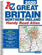 Great Britain Handy Road Atlas 2020 (A5 Spiral)