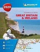 Great Britain & Ireland 2020 - Mains Roads Atlas (A4-Paperba